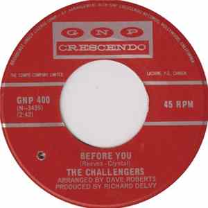 The Challengers - Before You mp3
