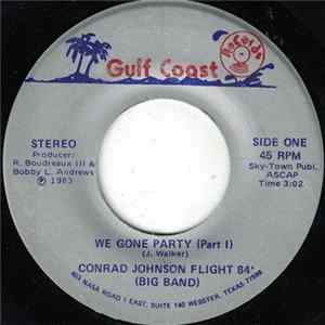 Conrad Johnson Flight 84 (Big Band) - We Gone Party mp3