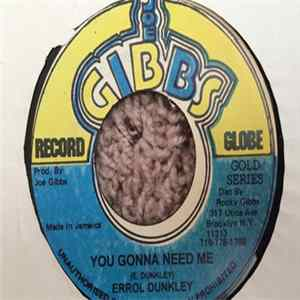 Errol Dunkley - You Gonna Need Me mp3