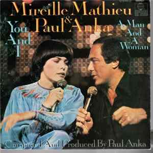 Mireille Mathieu & Paul Anka - You And I / A Man And A Woman mp3