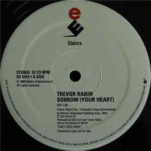 Trevor Rabin - Sorrow (Your Heart) mp3