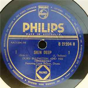 Duke Ellington And His Orchestra Featuring Louis Bellson - Skin Deep mp3