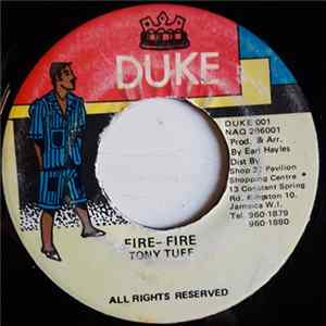 Tony Tuff - Fire-Fire mp3