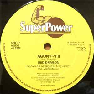 Red Dragon / Chaka Demus - Agony Pt. II / Them Can't Stop Me mp3