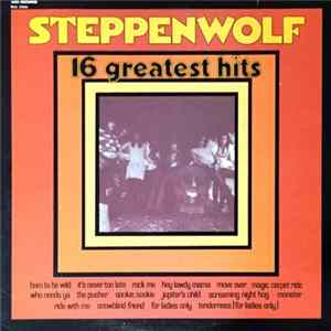 Steppenwolf - 16 Greatest Hits mp3