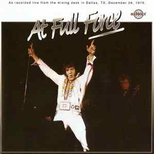 Elvis Presley - At Full Force mp3